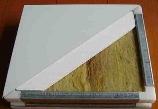 岩棉玻镁板
