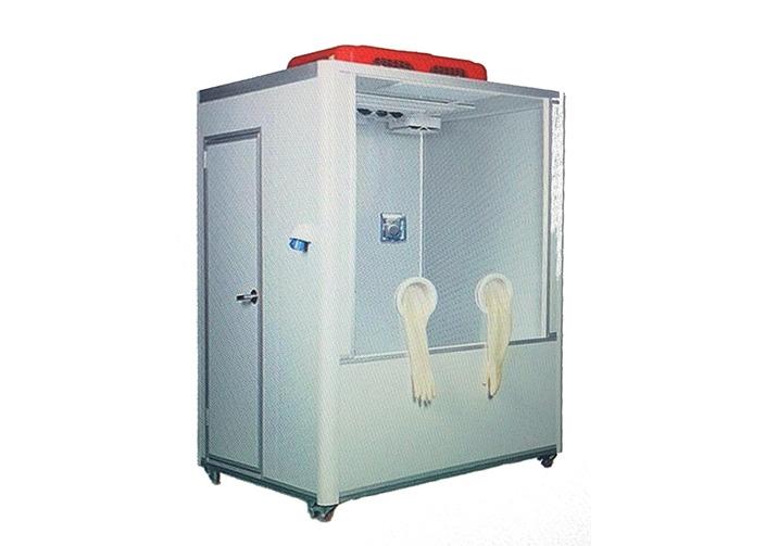 移动式核酸检测室